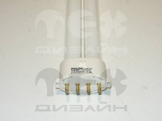 Лампа Philips PL-S 9W/840 Цоколь 2G7