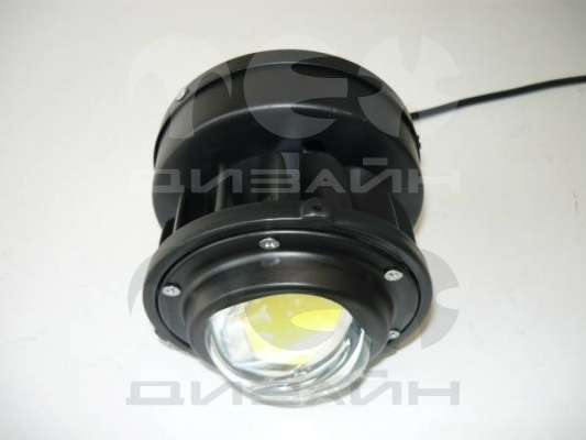 Светильник ACORN LED 40 D150 5000K with tempered glass